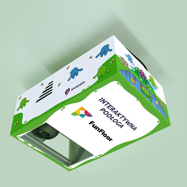 Wspaniały Dywan interaktywny FunFloor PREMIUM PH06