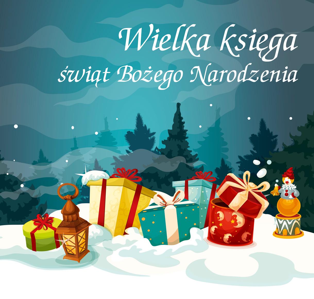 Wielka Księga świąt Bożego Narodzenia