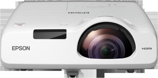Projektor epson podłącz do Mac