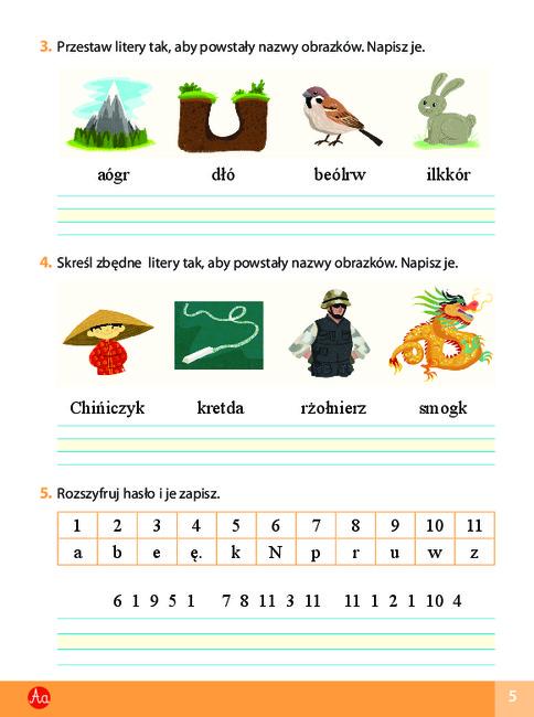 testy praksji i językowe