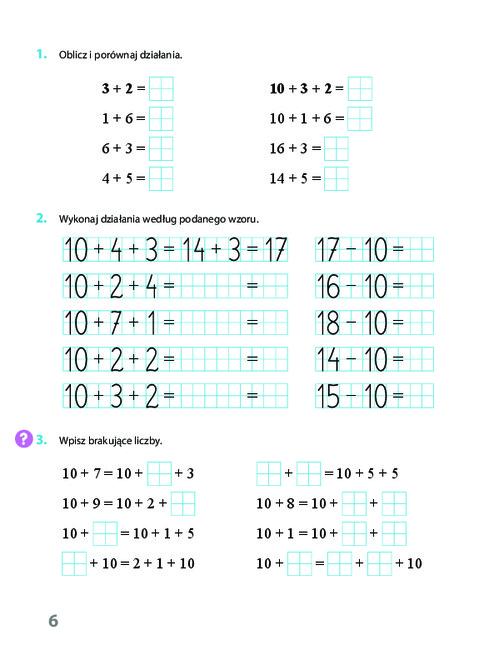 testy z matematyki kl 3 podstawowa